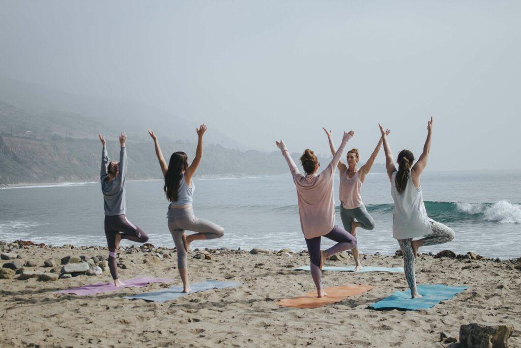 Как продвигать cтудию йоги