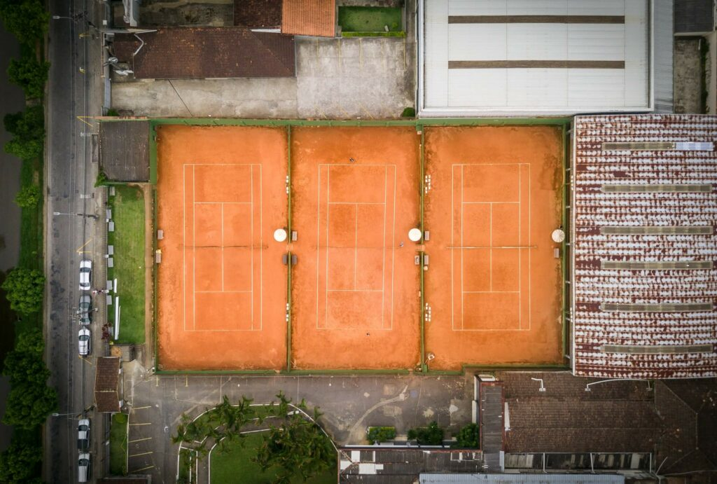 Готовый бизнес-план по открытию теннисного клуба