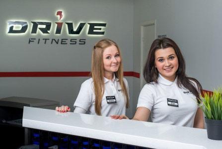 Программа для фитнес клуба установлена в Drive