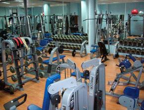 Программа для фитнес клуба установлена в Эстетик