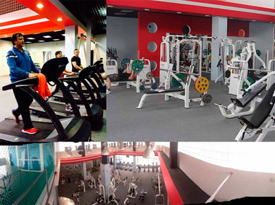 Программа для фитнес клуба установлена в ФамилиФит