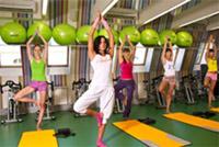 Программа для фитнес клуба установлена в Леди Фитнес