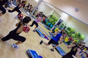 Программа для фитнес клуба установлена в Легион