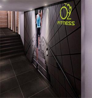 Программа для фитнес клуба установлена в О2 фитнес