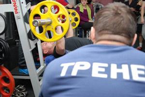 """Программа для фитнес клуба установлена в Атлетическом клубе """"Железный Самсон"""""""