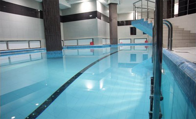Программа для фитнес-клуба установлена в Скульпторс