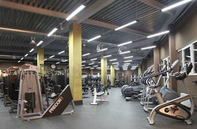 Программа для фитнес клуба установлена в Скульпторс