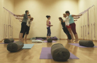 Программа для автоматизации йога студии