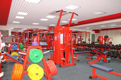 Программа для фитнес клуба установлена в энерджи лайф
